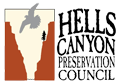 Hells Canyon Preservation Council Logo