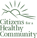 Citizens for a Healthy Community Logo