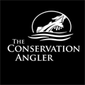 The Conservation Angler Logo